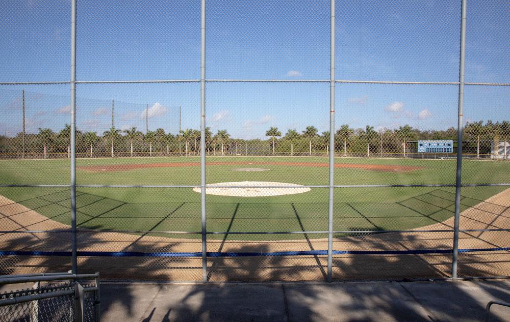 Massey Campus, Baseball Field
