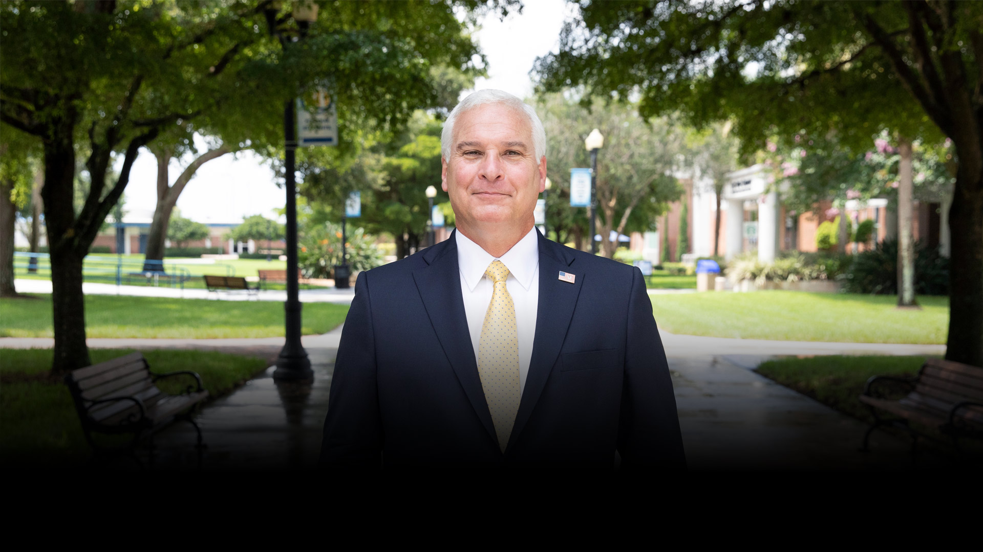 Introducing Our Next President, Dr. Timothy Moore