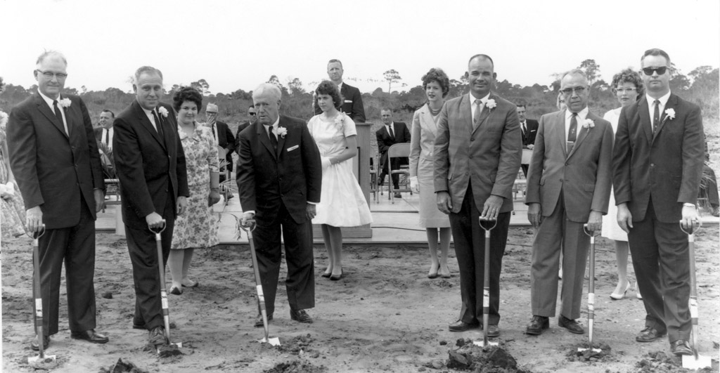 IRSC campus groundbreaking