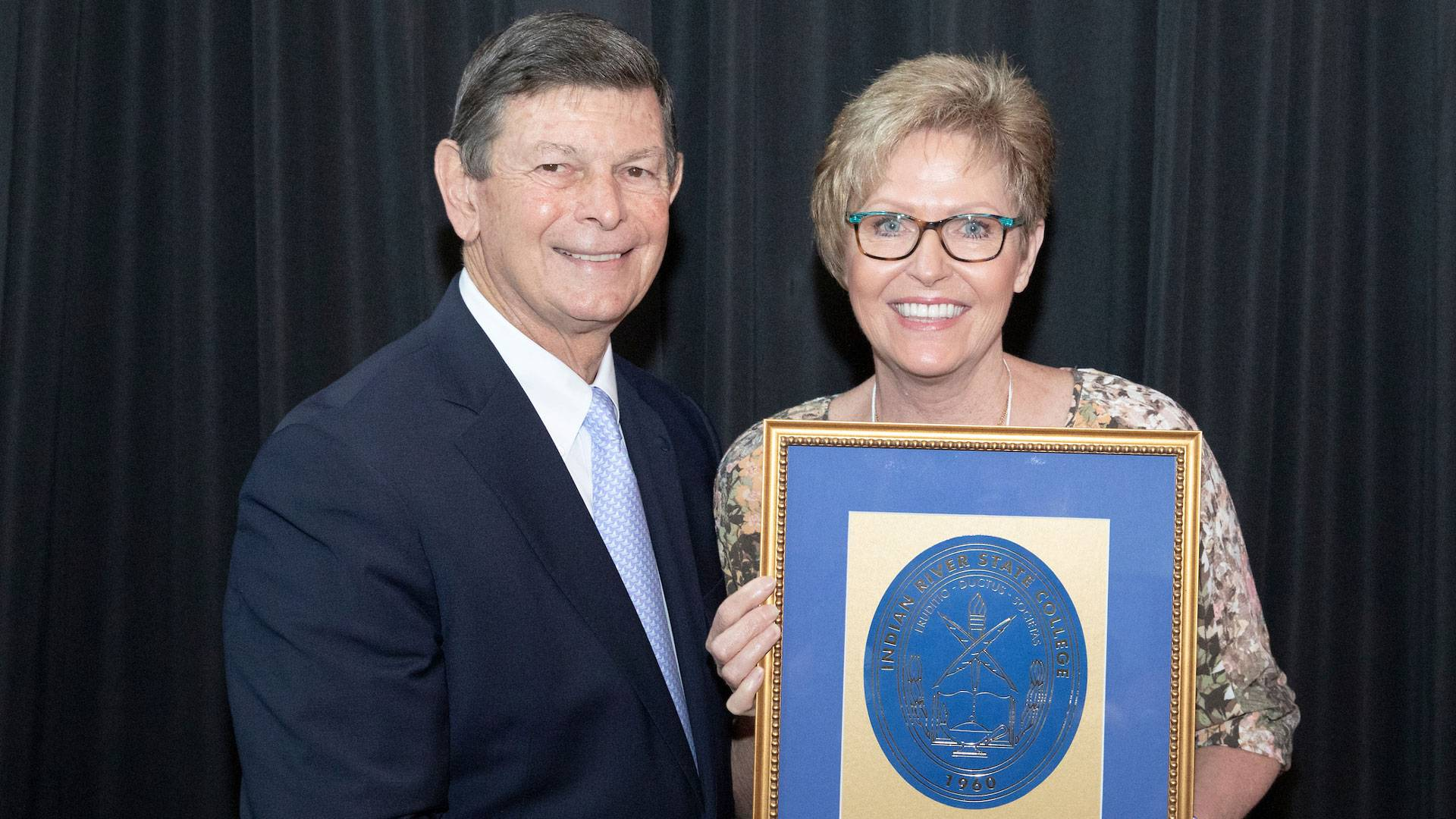 Deborah Liskin was named the 2019 Anne R. Snyder Department Chair Excellence Award Recipient