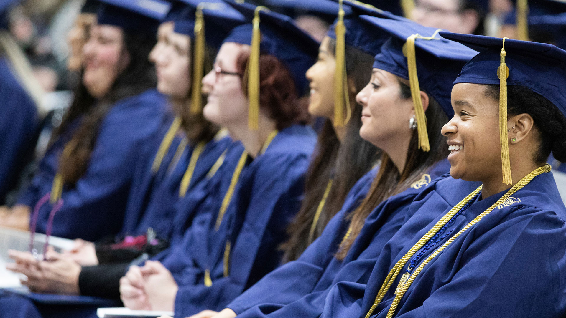 Next week, nearly 3,700 Indian River State College students will have their degrees conferred, marking the seventh consecutive year that the IRSC graduating class has exceeded 3,000.