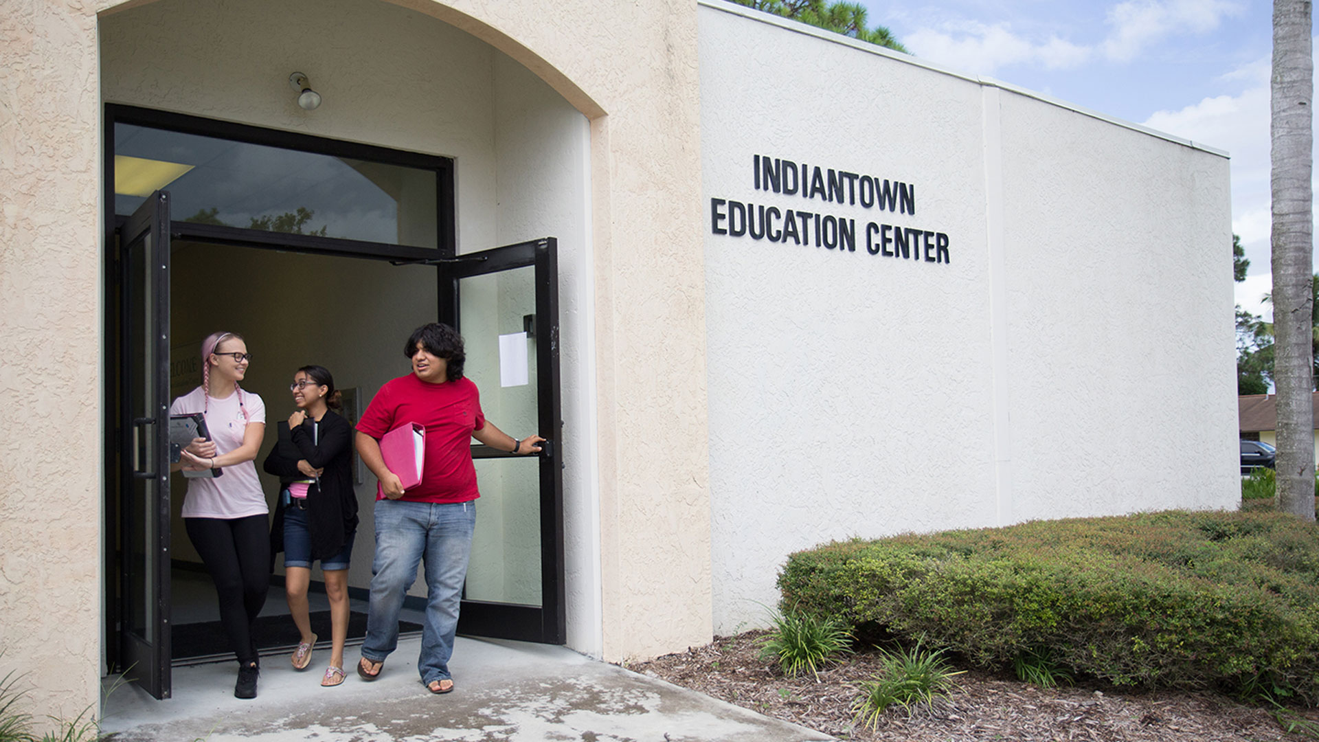 The IRSC Indiantown Education Center