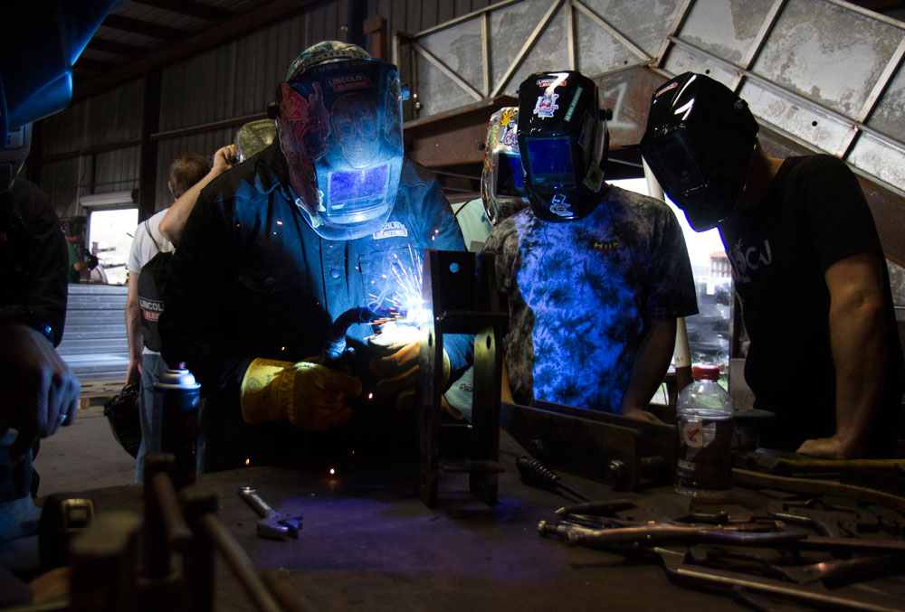 The IRSC welding program is hosting a special open house Wednesday, April 3, from 6 to 8 p.m. in the Kight Center for Emerging Technologies on the Main Campus at 3209 Virginia Avenue in Fort Pierce.